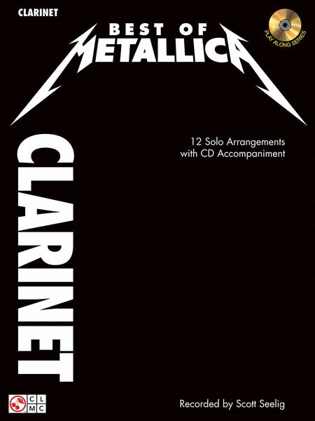 Best of Metallica for Clarinet