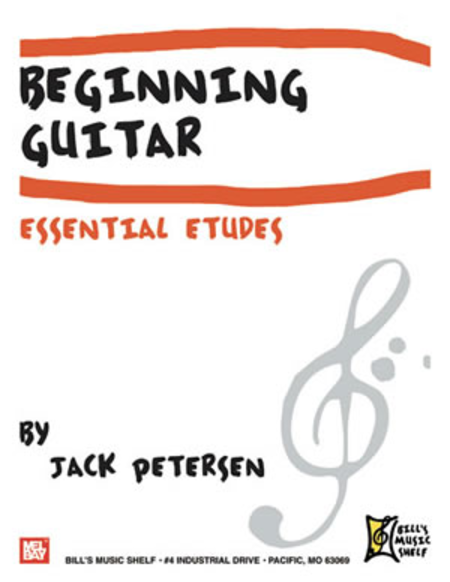 Beginning Guitar: Essential Etudes
