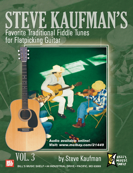 Steve Kaufman's Favorite Fiddle Tunes