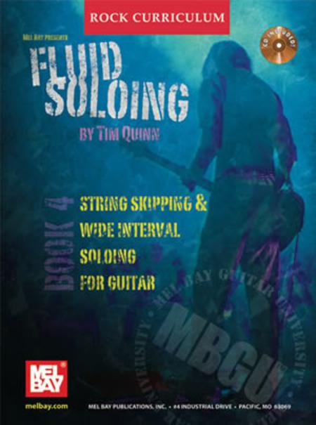 MBGU Rock Curriculum: Fluid Soloing, Book 4