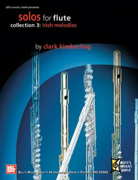 Solos for Flute, Collection 3: Irish Melodies
