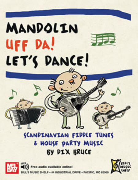 Mandolin Uff Da! Let's Dance
