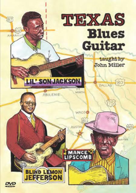 Texas Blues Guitar (Guitar Workshop)