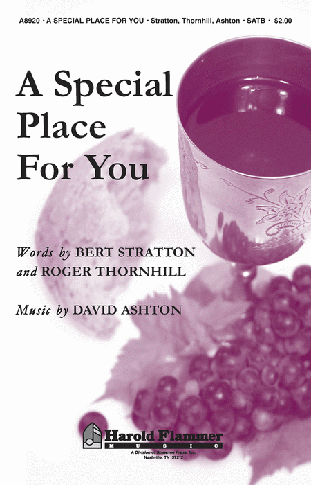 A Special Place for You