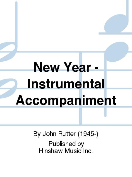 New Year - Instrumental Accompaniment
