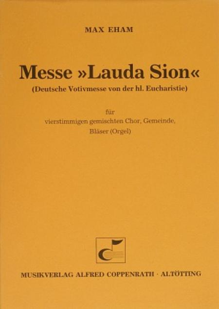Messe Lauda Sion