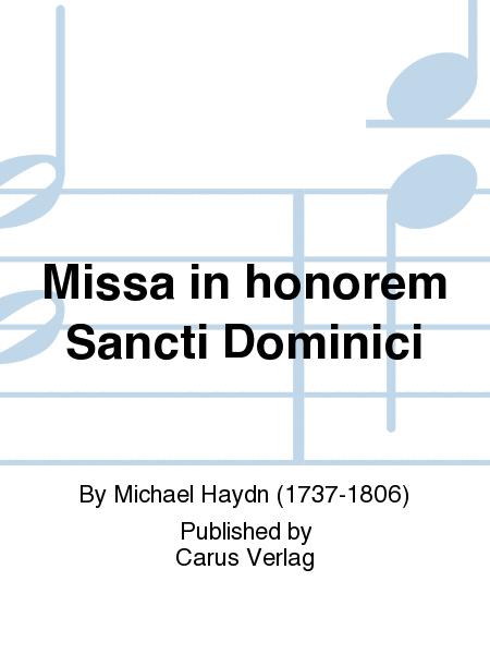 Missa in honorem Sancti Dominici