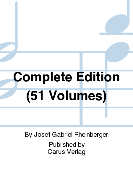 Complete Edition (51 Volumes)