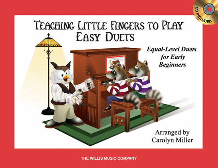 Teaching Little Fingers to Play Easy Duets