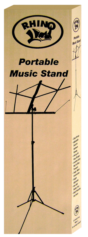 Rhino Portable Music Stand