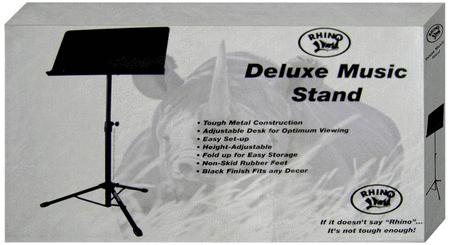 Rhino Deluxe Music Stand
