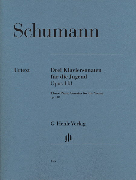 Three Piano Sonatas For The Young, Op. 118