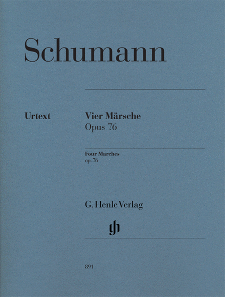 Four Marches, Op. 76