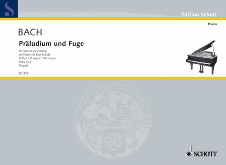 Praludium und Fuge D BWV 532