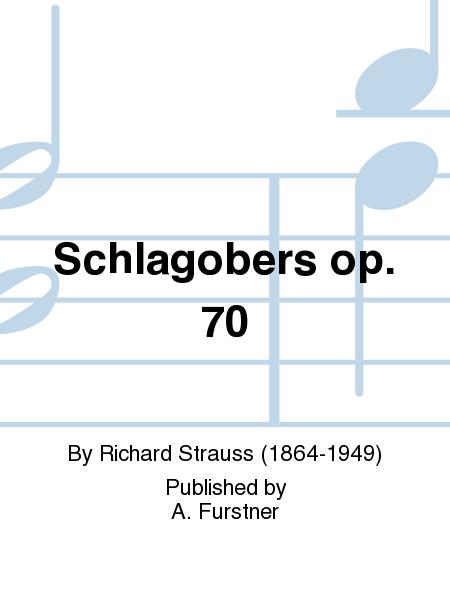 Schlagobers op. 70
