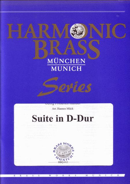 Suite in D-Major (trumpet concerto)
