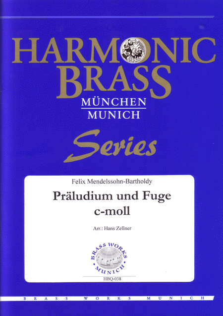 Prelude and fuga in c-minor
