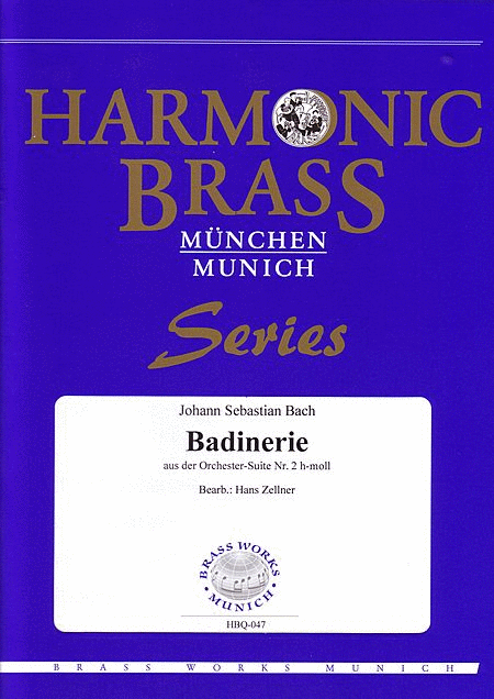 Badinerie (from the orchestral suite No. 2 in b minor, BWV 1067)