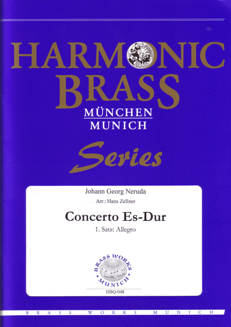 Concerto in Eb: 1. movement Allegro