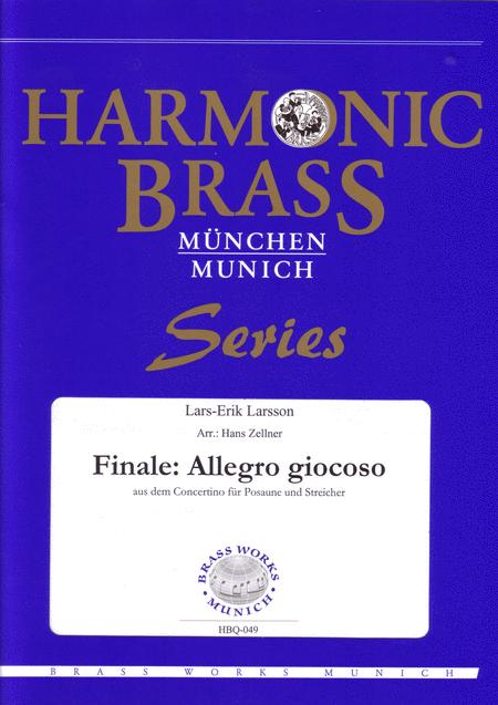 Concertino: Finale Allegro giocoso