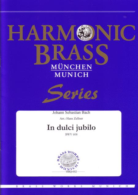 In dulci jubilo (BWV 608)