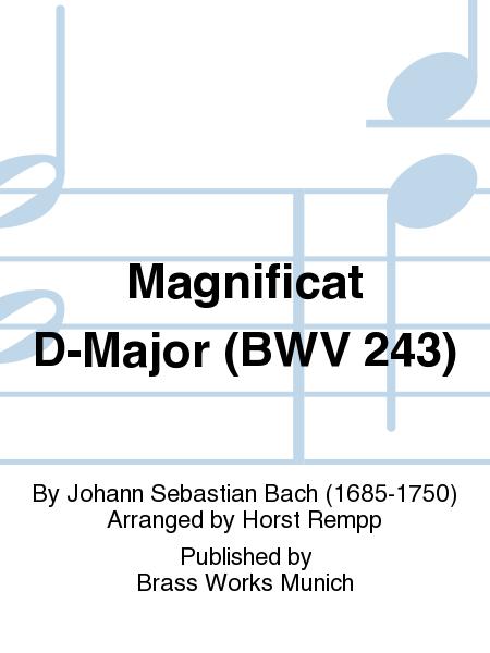 Magnificat D-Major (BWV 243)