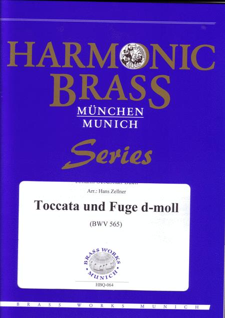 Toccata and Fuga d-minor (BWV 565)