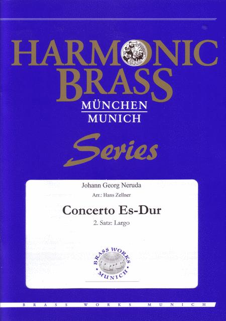 Concerto in Eb-Major: 2. movement Largo
