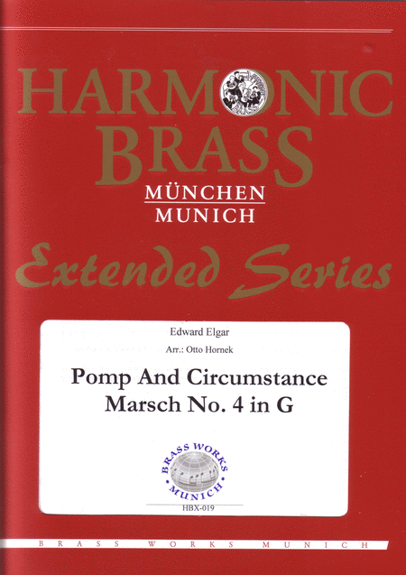 Pomp and Circumstance, March No. 4 in G Major
