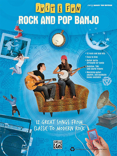 Rock and Pop Banjo