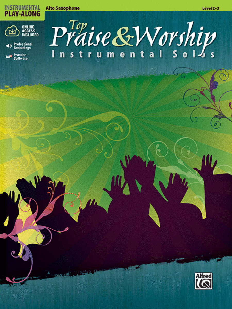 Top Praise & Worship Instrumental Solos