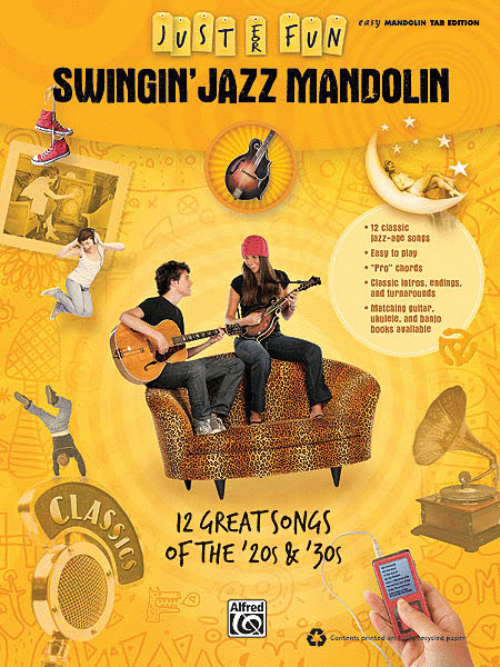 Swingin' Jazz Mandolin