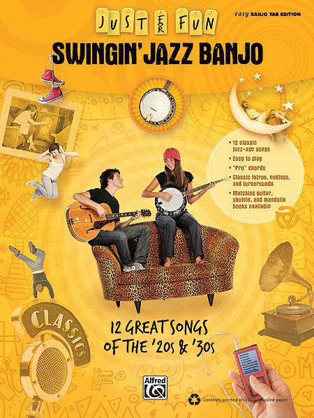 Swingin' Jazz Banjo - Just for Fun