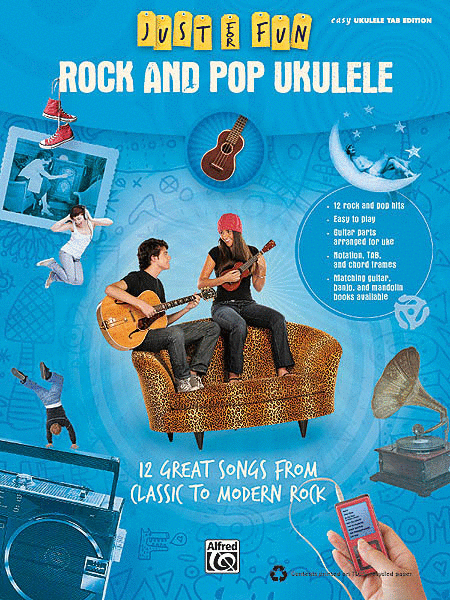 Rock and Pop Ukulele