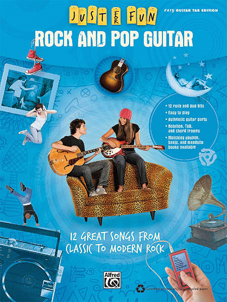 Rock and Pop Guitar