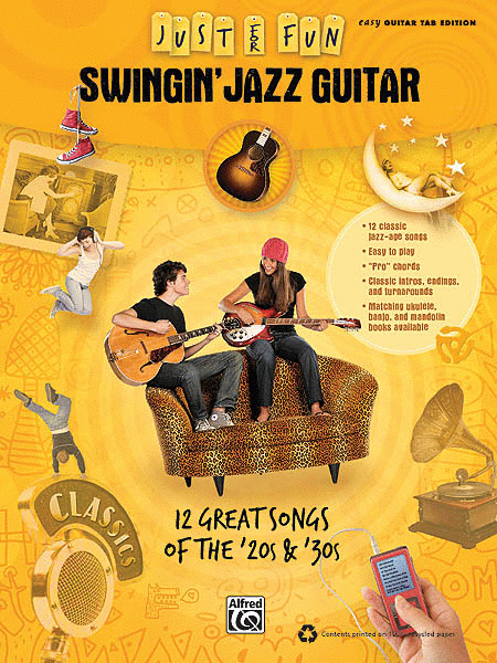 Swingin' Jazz Guitar