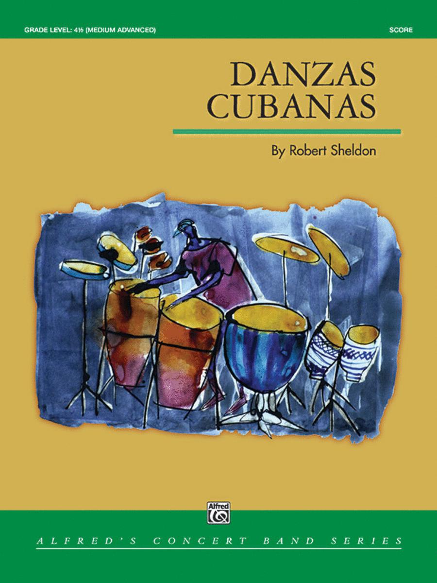 Danzas Cubanas