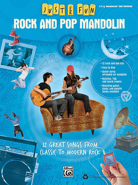Rock and Pop Mandolin