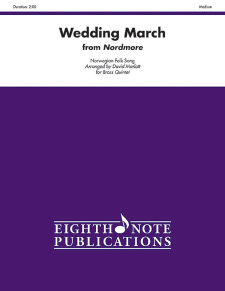 Wedding March (from Nordmore)