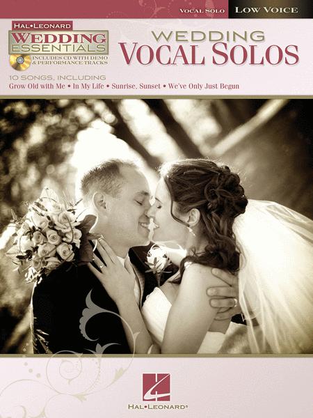 Wedding Vocal Solos