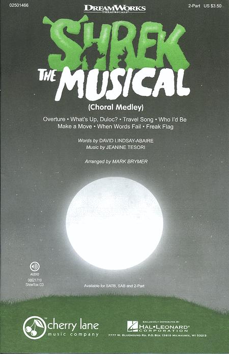 Shrek: The Musical (Choral Medley)