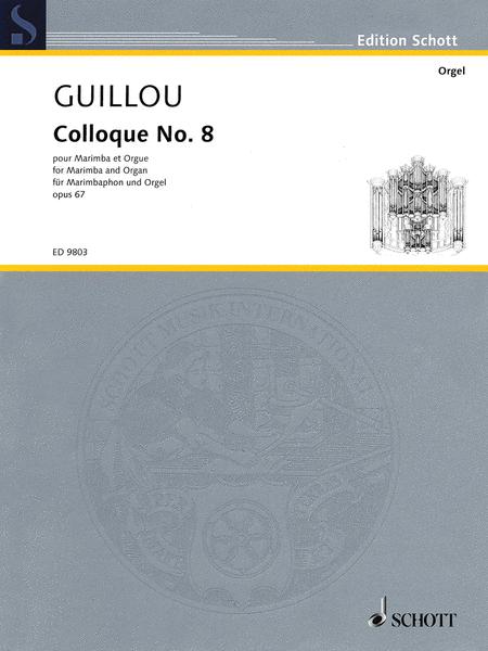 Colloque No. 8 Op. 67
