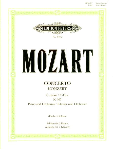 Piano Concerto No. 21 in C Major K467