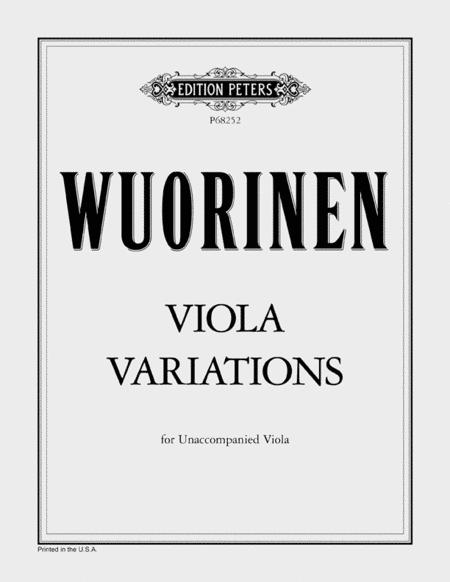 Viola Variations