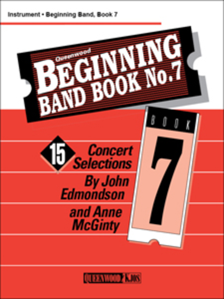 Beginning Band Book No. 7 - Trombone/Baritone B.C./Bassoon