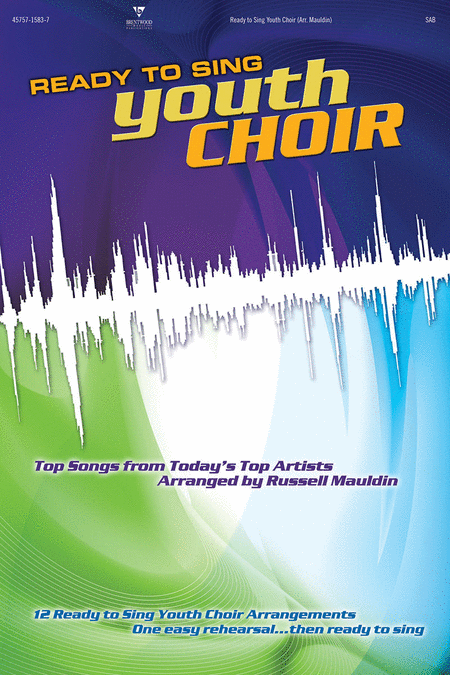 Ready To Sing Youth Choir (CD Preview Pack)