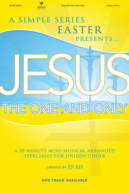 Jesus The One and Only (Split Track Accompaniment CD)