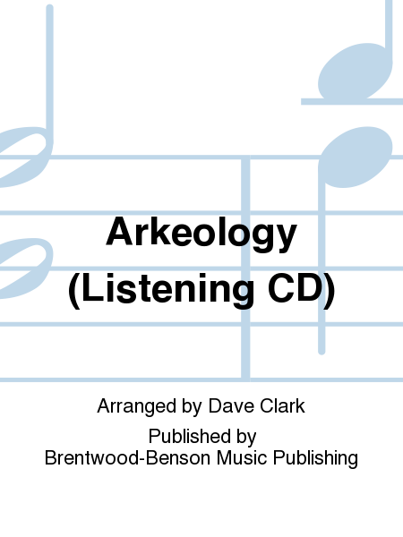 Arkeology (Listening CD)