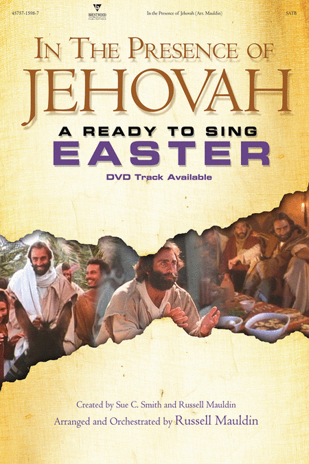 In The Presence Of Jehovah (CD Preview Pack)