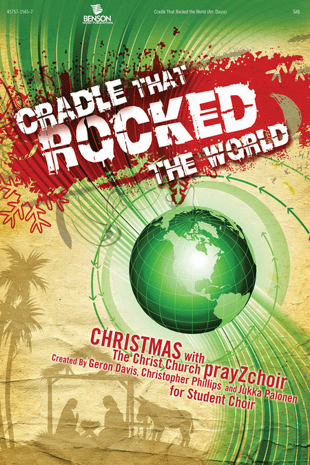 Cradle That Rocked The World (Praise Band Charts, CD-ROM)
